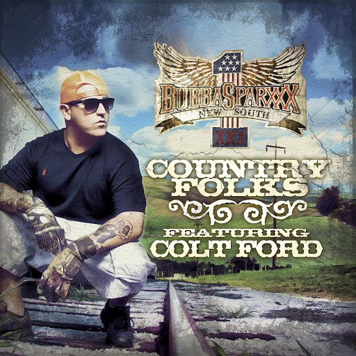Bubba Sparxxx альбом Country Folks (feat. Colt Ford)