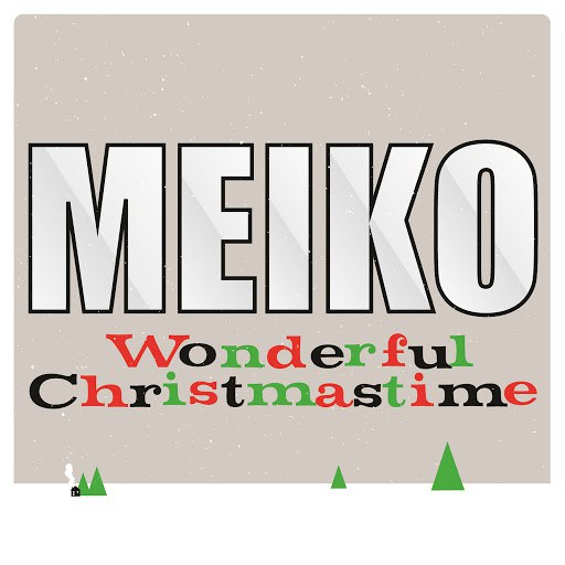 Meiko альбом Wonderful Christmastime