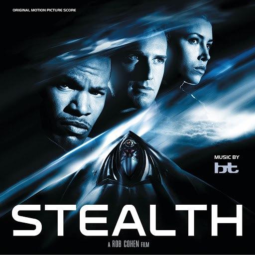 BT альбом Stealth (Original Motion Picture Score)