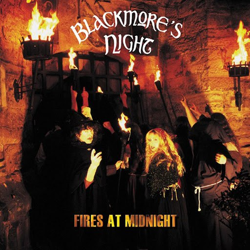 Blackmore's Night альбом Fires at Midnight