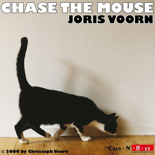 Joris Voorn альбом Chase The Mouse