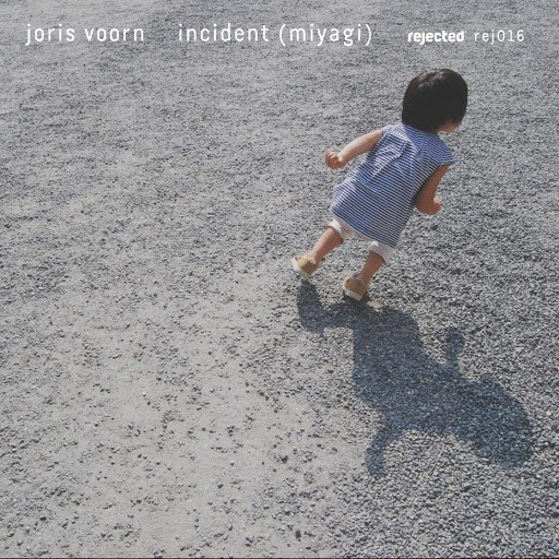 Joris Voorn альбом Incident (Miyagi)