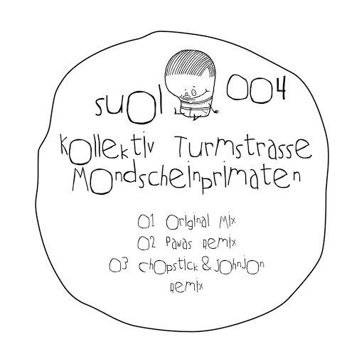 Альбом Kollektiv Turmstrasse Mondschein Primaten