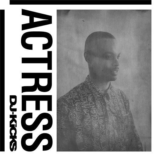 Actress альбом DJ-Kicks