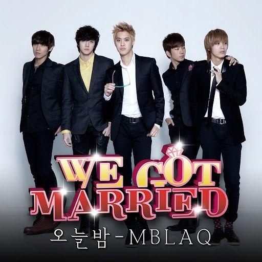 MBLAQ альбом Tonight (We Got Married OST Part 7)