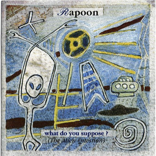 Rapoon альбом What do you suppose