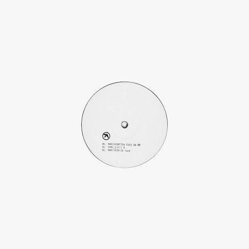 Aphex Twin альбом MARCHROMT30a Edit 2b 96