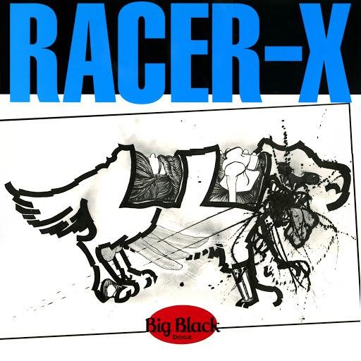 Big Black альбом Racer-X (Remastered)