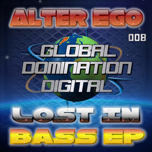 Alter Ego альбом Lost In Bass EP