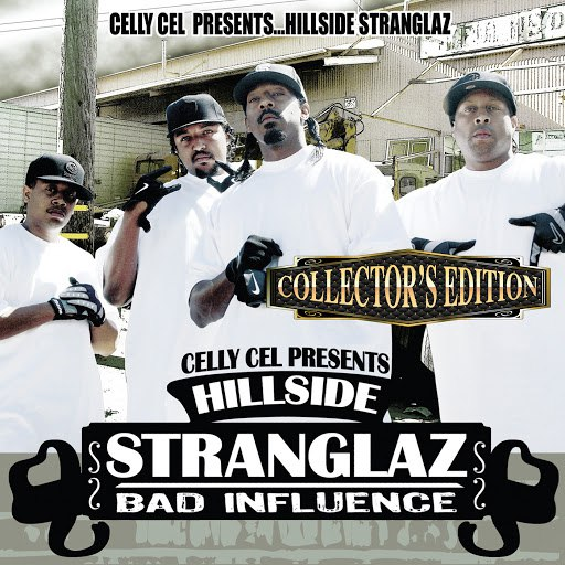 Альбом Celly Cel Bad Influence (Collector's Edition)