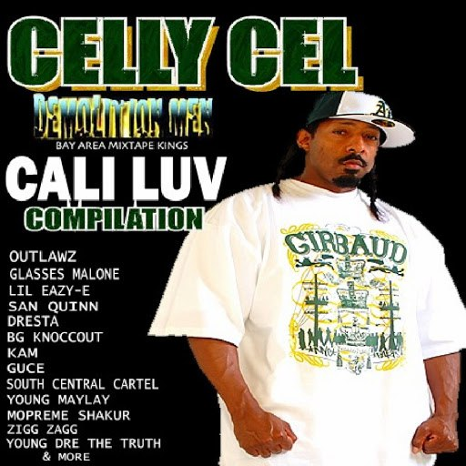 Celly Cel альбом Celly Cel Presents: Cali Luv