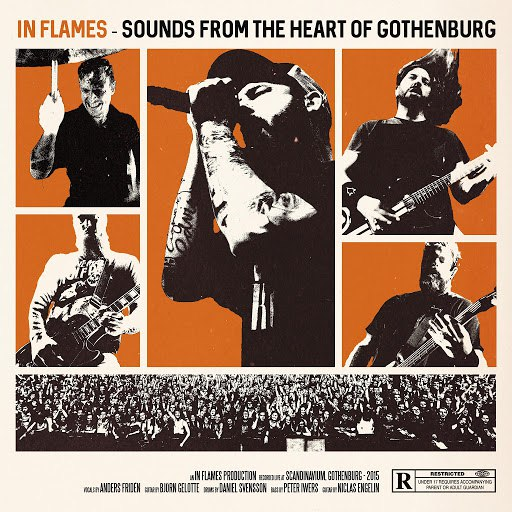 In Flames альбом Sounds from the Heart of Gothenburg