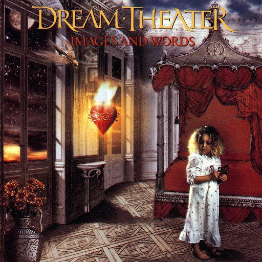 Dream Theater альбом Images And Words