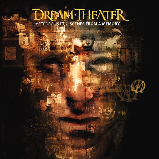 Dream Theater альбом Metropolis Part 2: Scenes From A Memory