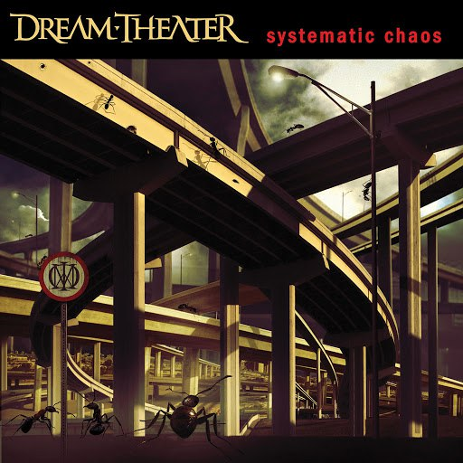 Dream Theater альбом Systematic Chaos