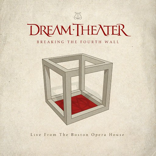 Dream Theater альбом Breaking The Fourth Wall (Live From The Boston Opera House)