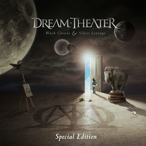 Dream Theater альбом Black Clouds & Silver Linings (Special Edition)