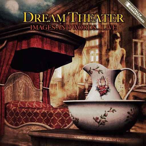 Dream Theater альбом Images And Words, Summerfest Milwaukee, WI 29. June 93- Live (Remastered)