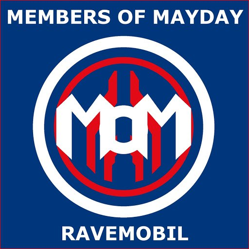 Members of Mayday альбом Ravemobil