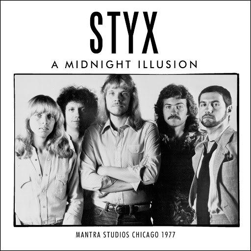 Styx альбом A Midnight Illusion (Live)