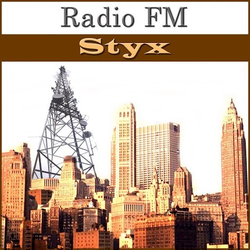 Styx альбом Radio FM Styx (Live)