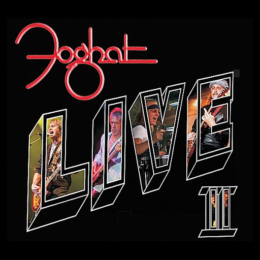 Foghat альбом Live II