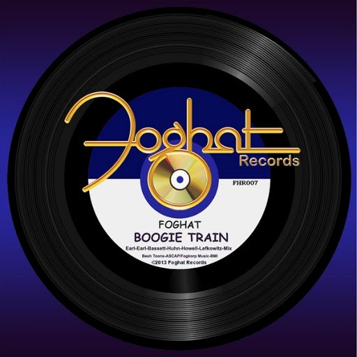Foghat альбом Boogie Train