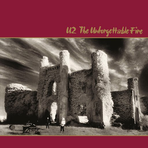 U2 альбом The Unforgettable Fire (Deluxe Edition Remastered)
