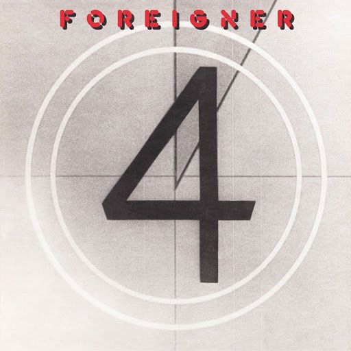 Foreigner альбом 4 [Expanded]