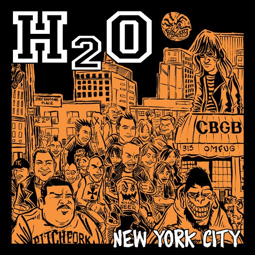 h2o альбом New York City