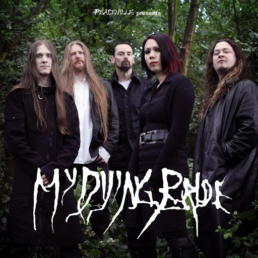 My Dying Bride альбом Peaceville Presents... My Dying Bride