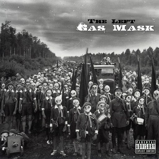 The Left альбом Gas Mask (Deluxe Edition)