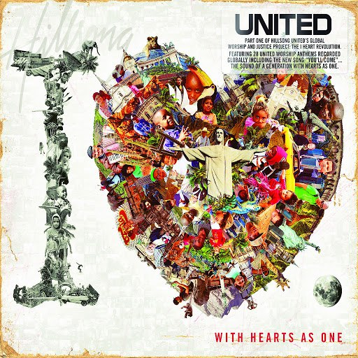 Hillsong United альбом With Hearts As One