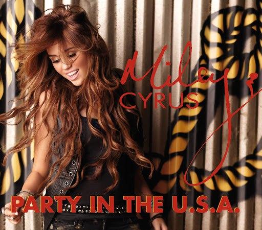 Майли Сайрус альбом Party In The U.S.A. (International Version)