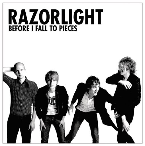 Razorlight альбом Before I Fall To Pieces (Comm Maxi)