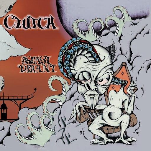 Clutch альбом Blast Tyrant (Deluxe Version)