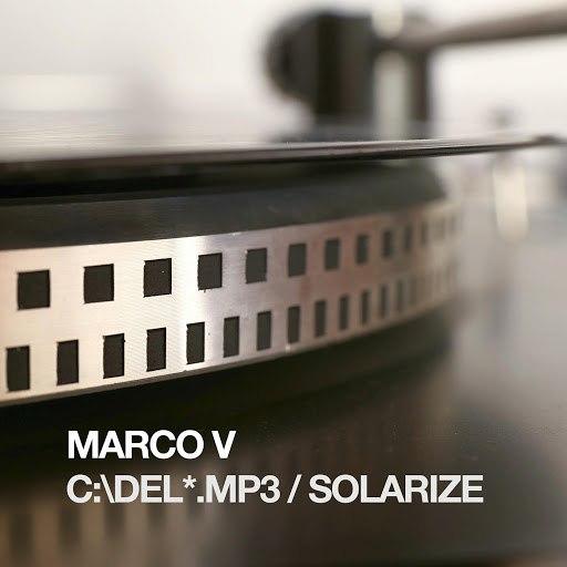 Marco V альбом C:\del.mp3 / Solarize