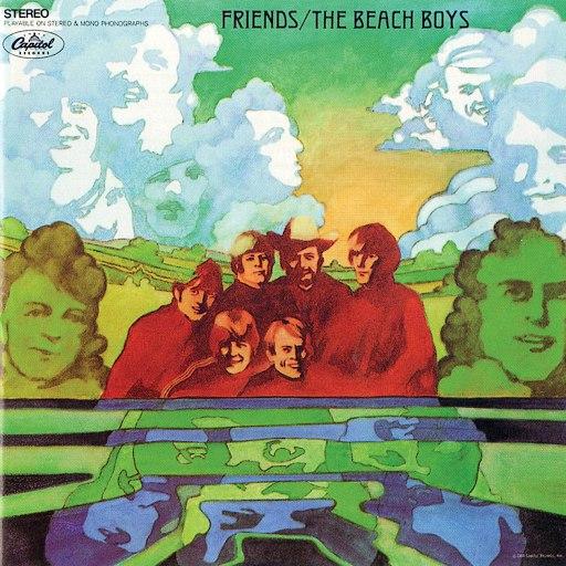 The Beach Boys альбом Friends