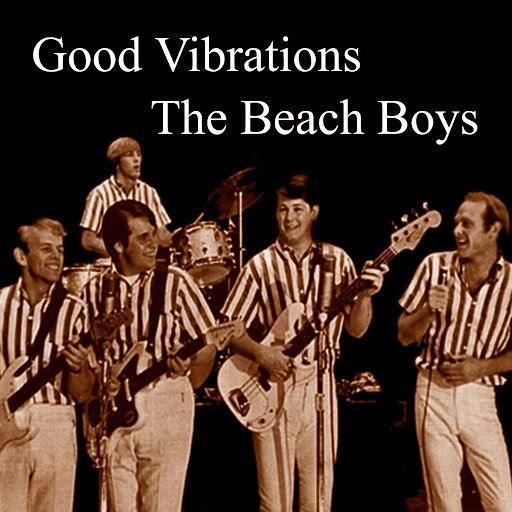 The Beach Boys альбом Good Vibrations
