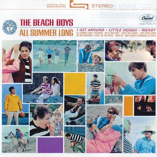The Beach Boys альбом All Summer Long (2001 - Remaster)