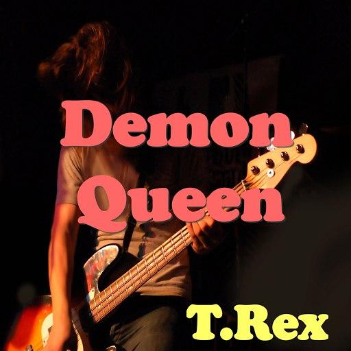 T. Rex альбом Demon Queen