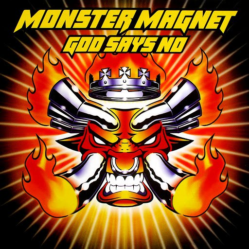 Monster Magnet альбом God Says No (Deluxe)