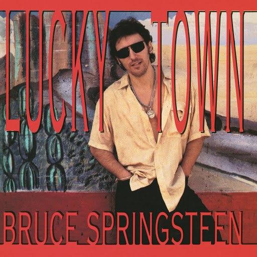 Bruce Springsteen альбом Lucky Town