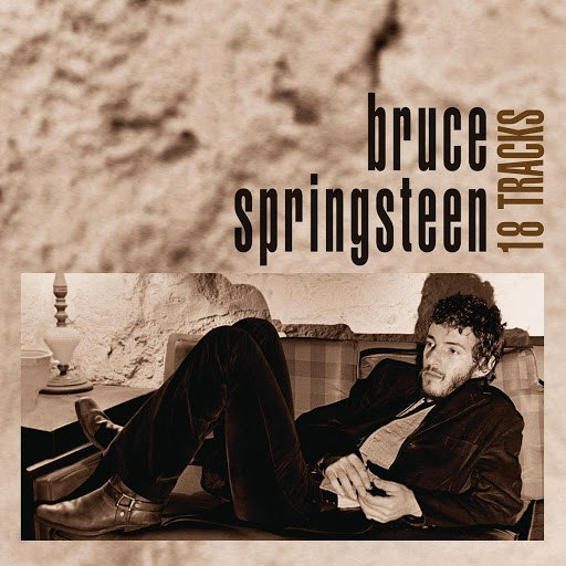 Bruce Springsteen альбом 18 Tracks