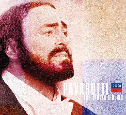 Luciano Pavarotti альбом Pavarotti Studio Albums