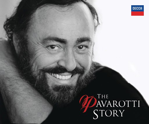 Luciano Pavarotti альбом The Pavarotti Story