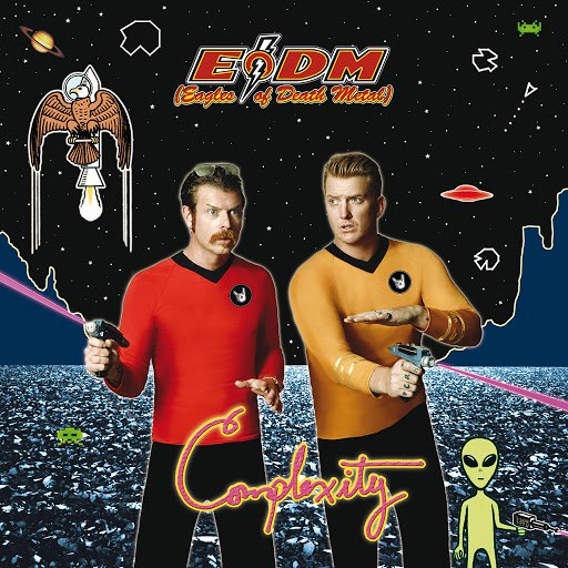 Eagles of Death Metal альбом Complexity
