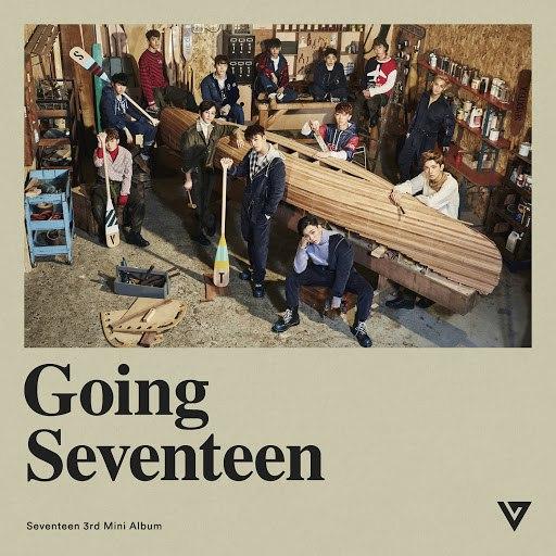 Seventeen альбом Seventeen 3rd Mini Album 'Going Seventeen'