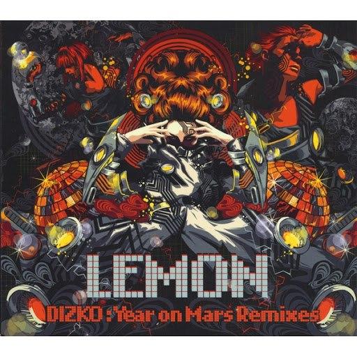Lemon альбом Dizko: Year On Mars Remixes