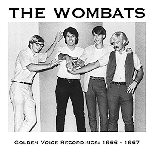 The Wombats альбом Golden Voice Recordings: 1966 - 1967
